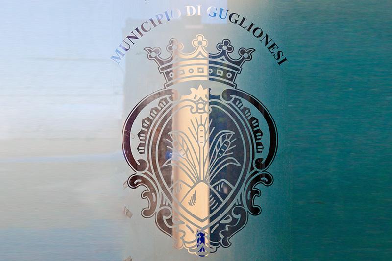 Lo stemma del Comune di Guglionesi