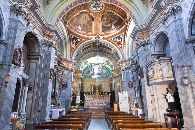 La chiesa di Sant'Antonio di Padova