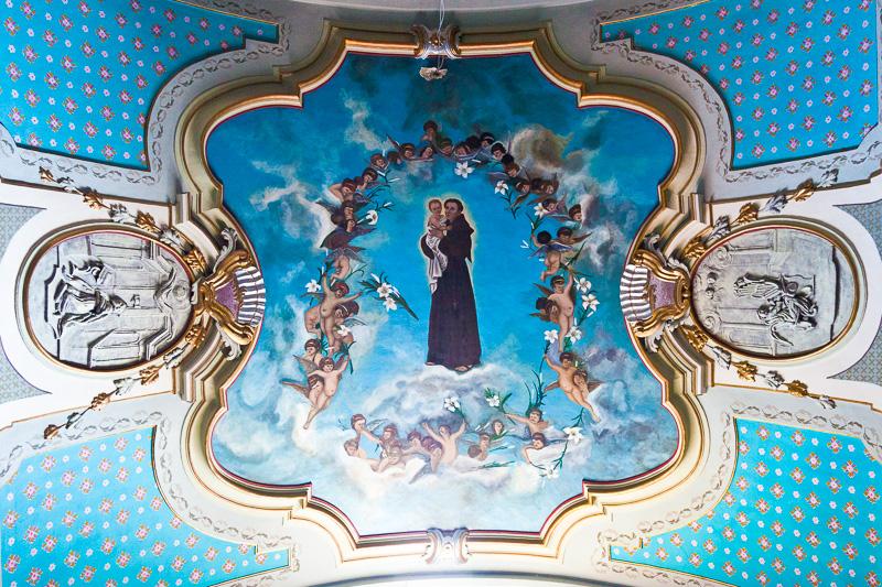Il dipinto di Sant'Antonio di Padova
