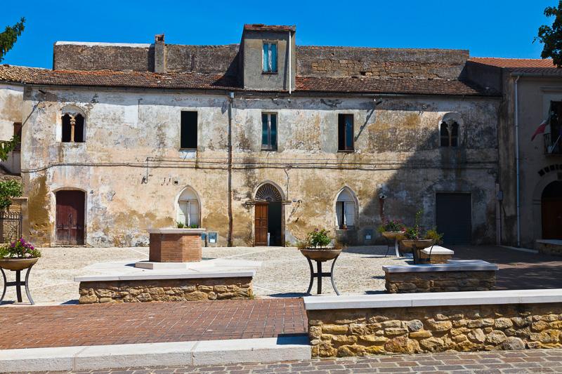 L'ex convento di San Francesco