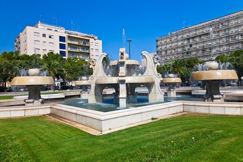 Fontana di piazza Giuseppe Mazzini