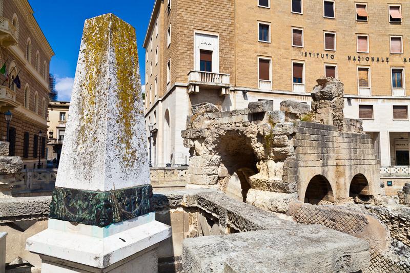 L'antico anfiteatro romano