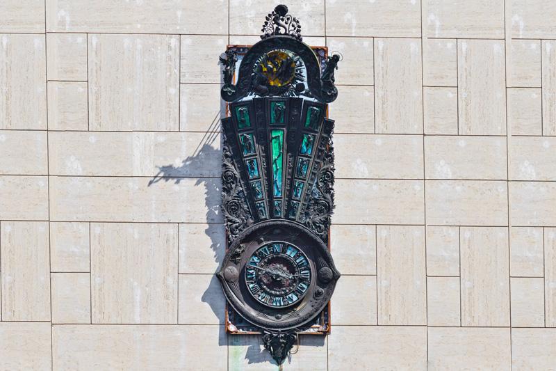 Orologio barocco
