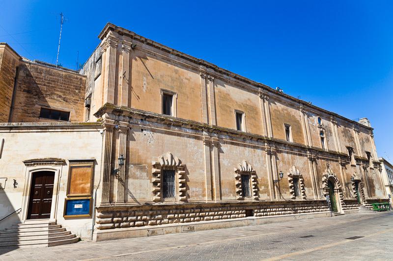 Palazzo dello Spirito Santo