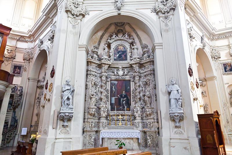 L'altare di San Domanico
