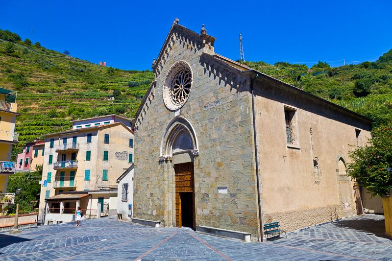 La parrocchia di San Lorenzo