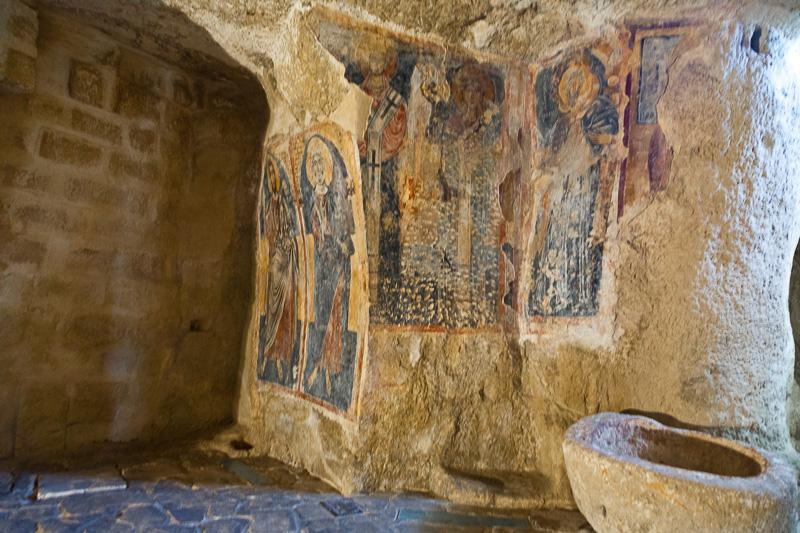 Chiesa rupestre di San Giovanni in Monterrone