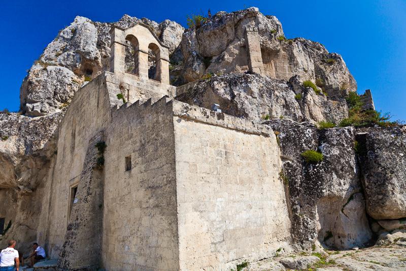 La chiesa di Santa Maria de Idris