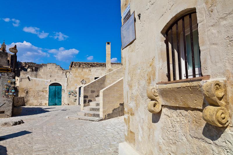Via Santa Maria de Idris