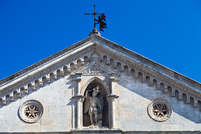 La basilica di San Michele Arcangelo