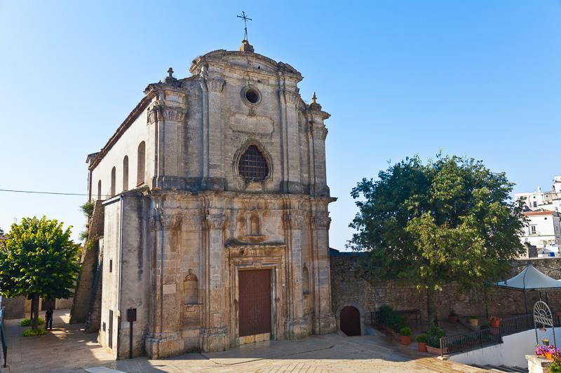 La chiesa della Santissima Trinità