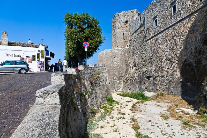 Il fossato del Castello