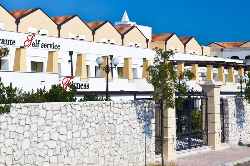 """L'hotel """"Relais dei Normanni"""""""