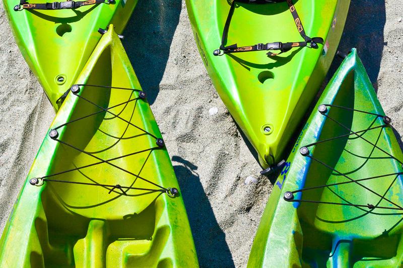 Canoe verdi
