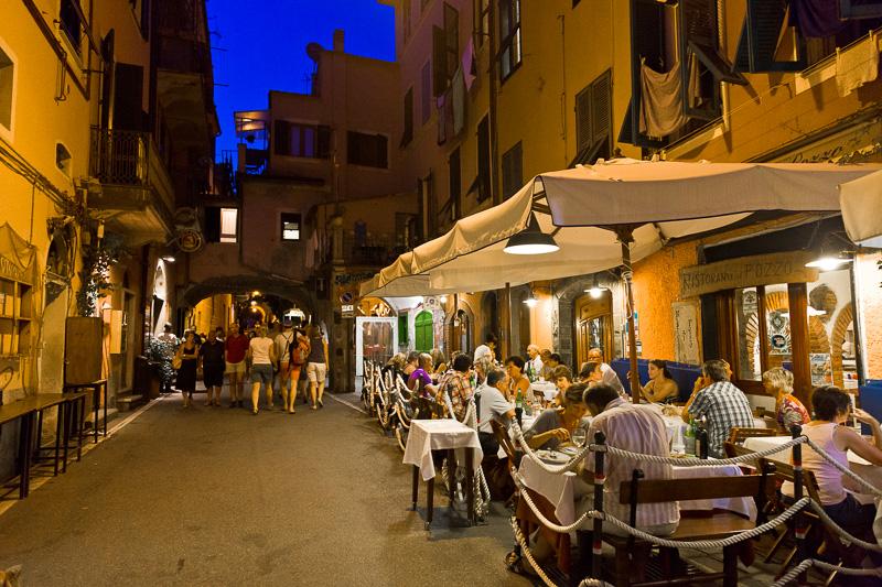 Ristoranti in via Roma