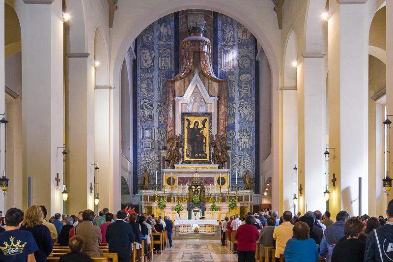 La nuova Basilica Cattedrale