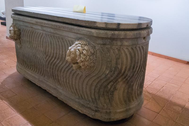 Tomba Romana del III-IV secolo d.C.