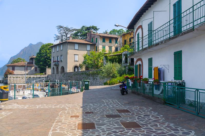 La frazione Porto di Siviano