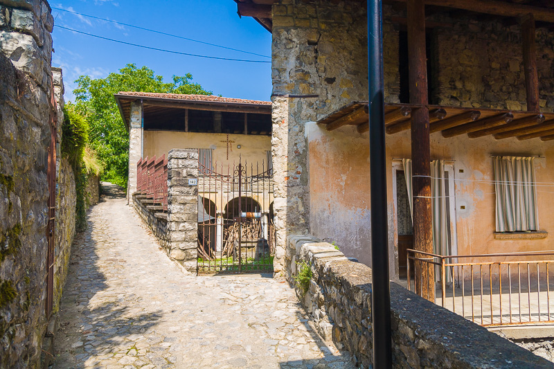 Il borgo medievale di Novale