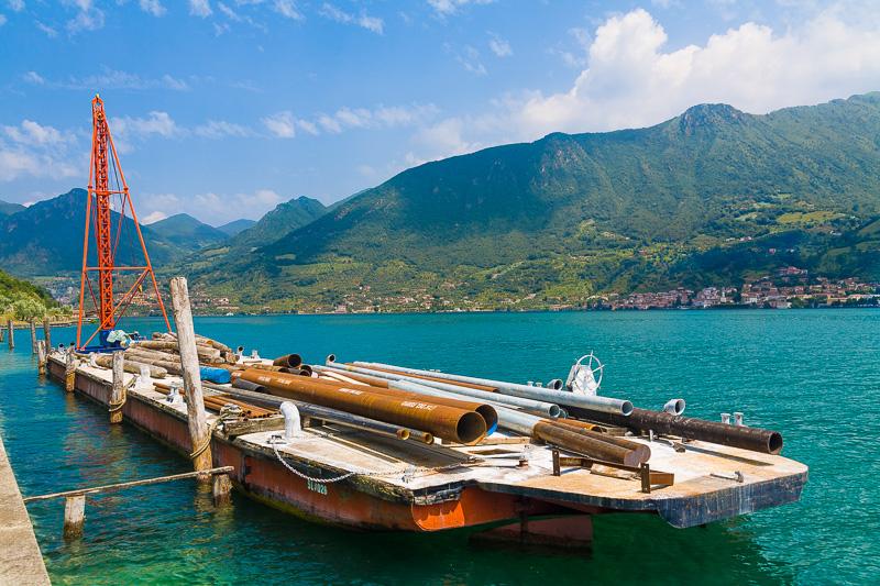 Imbarcazione adibita a trasporto