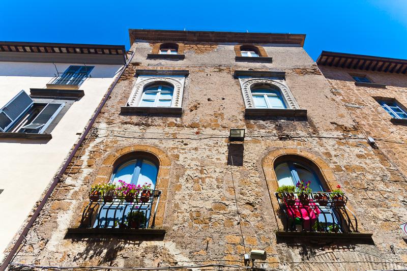 Un antico palazzo storico
