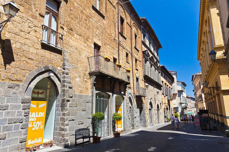 Il palazzo dall'arcidiacono Antonio Alberi