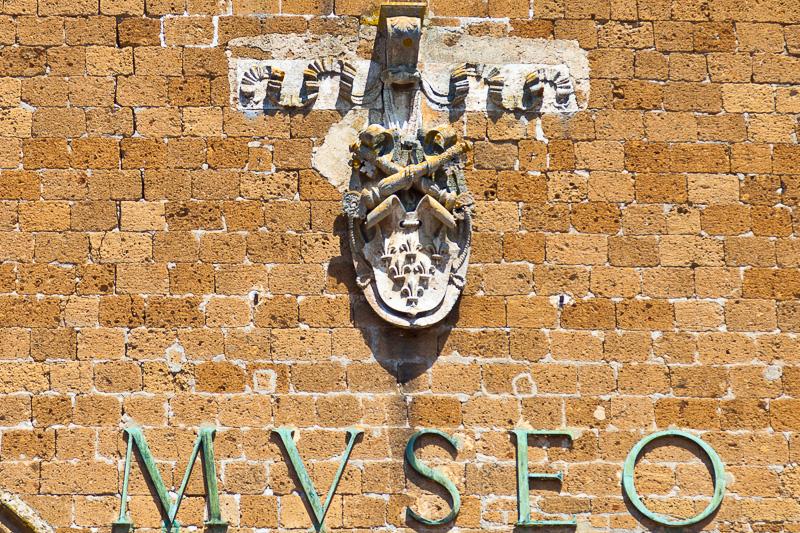 Lo stemma pontifico di papa Bonifacio VIII