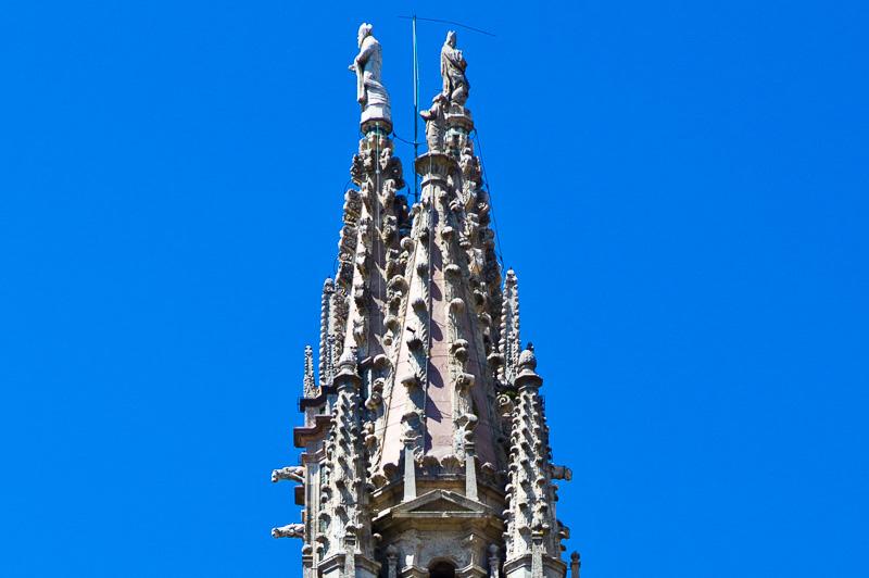 La guglia di San Patrizio e San Costanzo