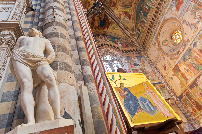 Il Cristo alla colonna