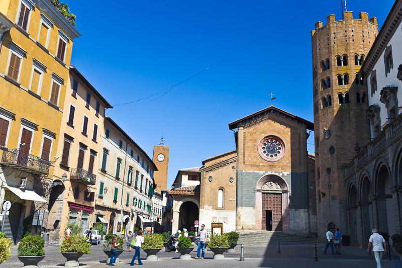 La chiesa di Sant'Andrea e Bartolomeo