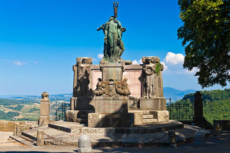Monumento ai cinquecento caduti della Grande Guerra