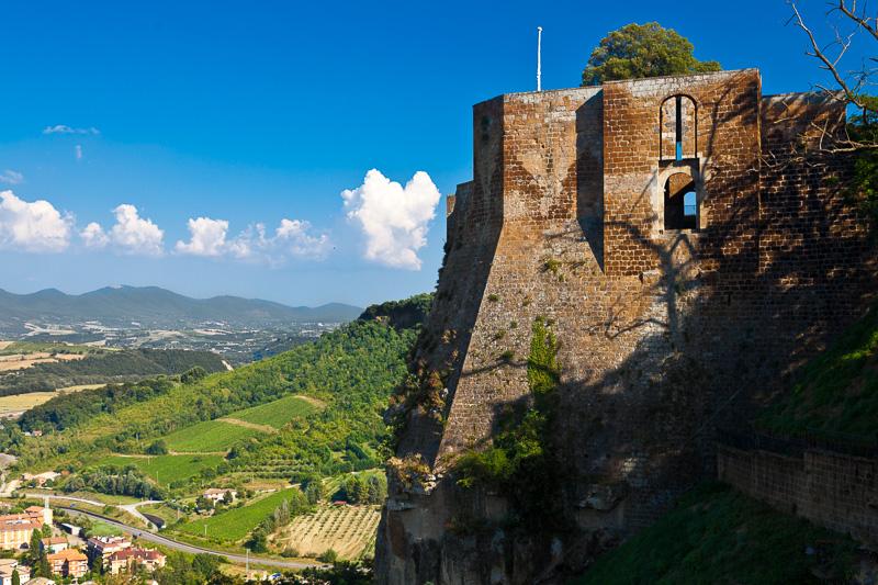 La fortezza di Albornoz