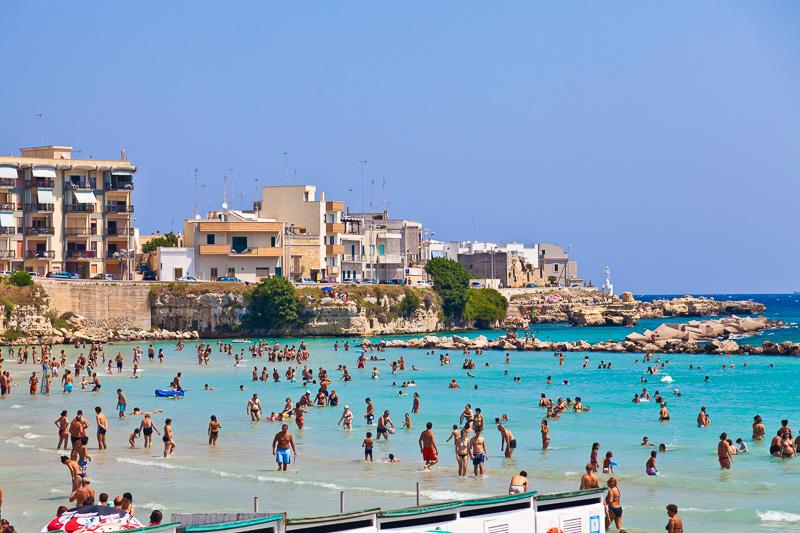 La baia di Otranto