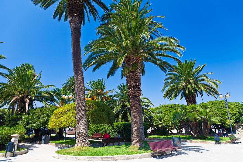 I giardini pubblici