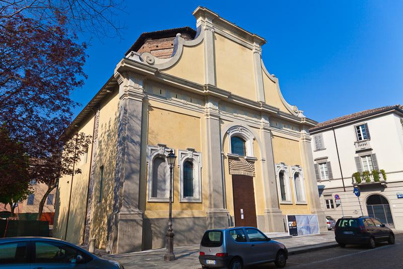 L'ex chiesa di Santa Elisabetta d'Ungheria