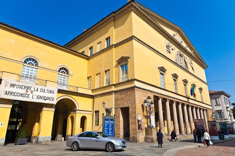 Il Teatro Regio