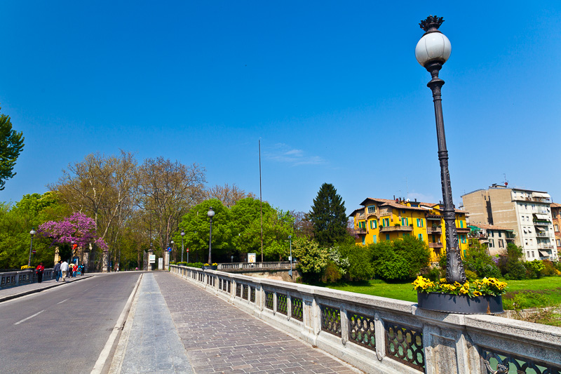 Il ponte Giuseppe Verdi