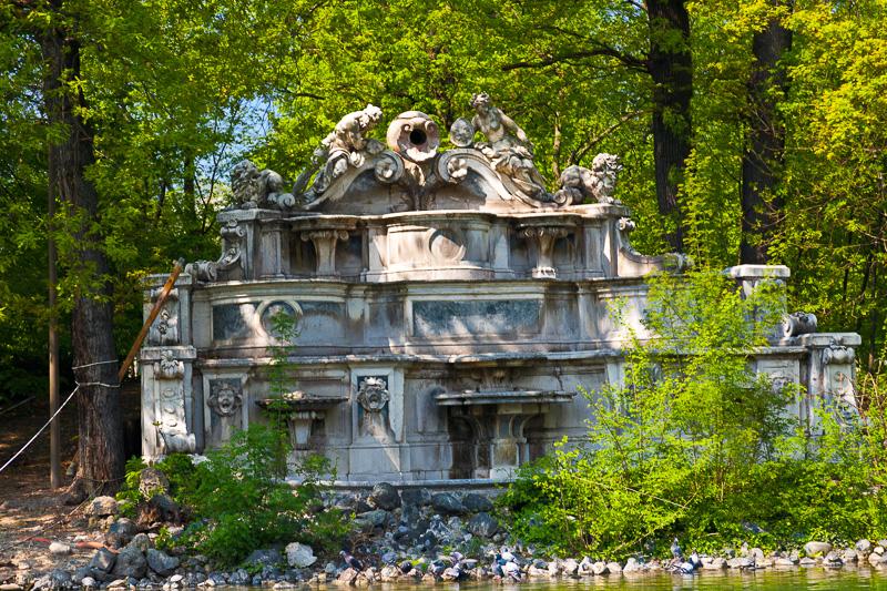 La fontana del Trianon