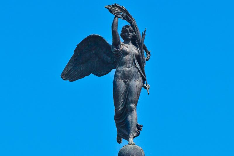 Il monumento alla Vittoria