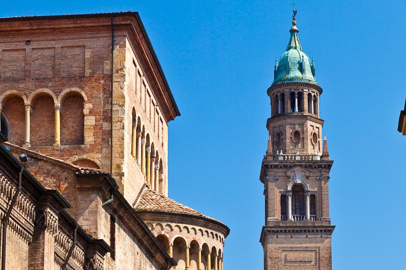 Il campanile della chiesa di San Giovanni
