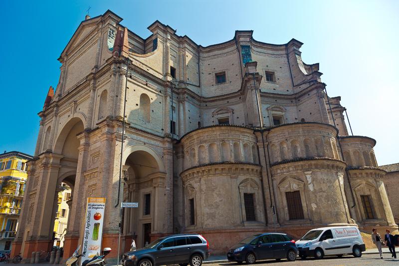 La chiesa della Santissima Annunziata