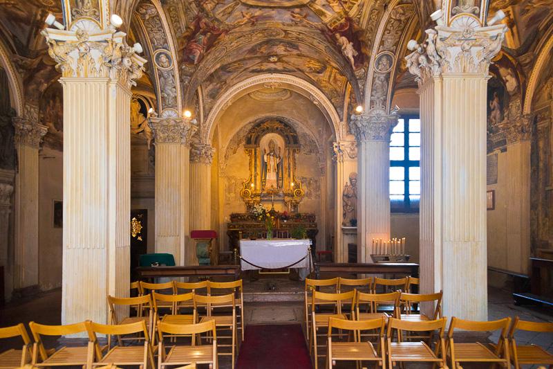 L'oratorio di Sant Ilario