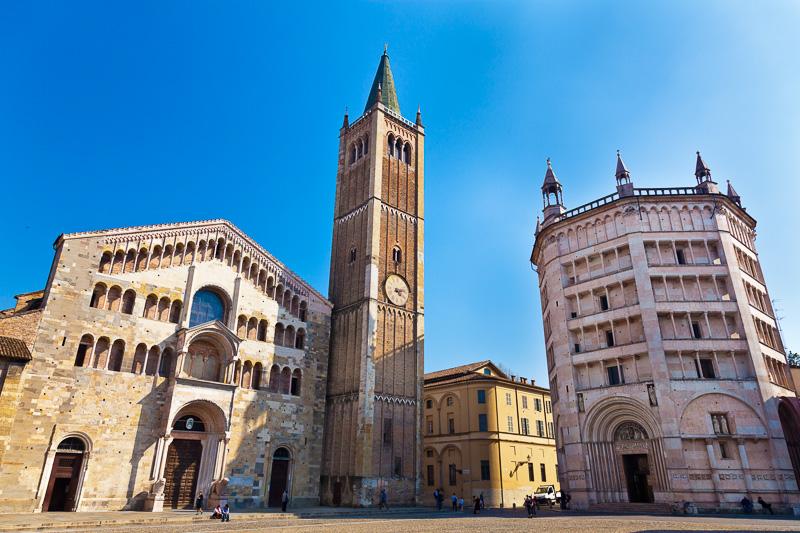 La cattedrale a Santa Maria Vergine madre di Dio