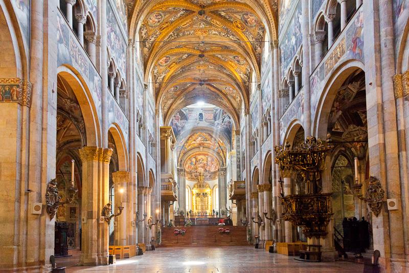 La cattedrale di Santa Maria Vergine madre di Dio
