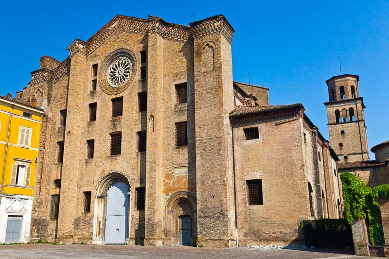 La basilica di San Francesco del Prato