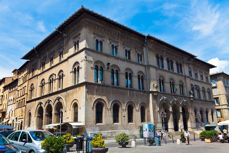 Palazzo delle Poste Italiane