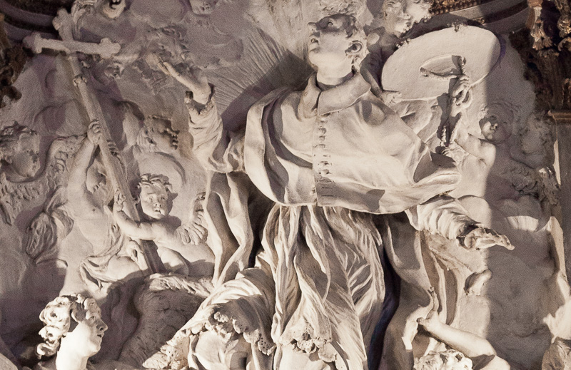 Cappella di san Carlo Borromeo