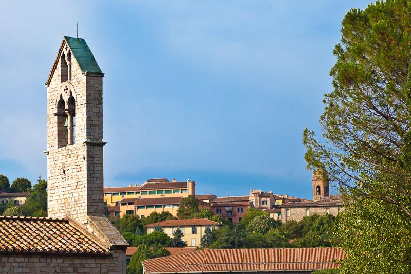 Campanile della chiesa di San Matteo in Campo d'Orto