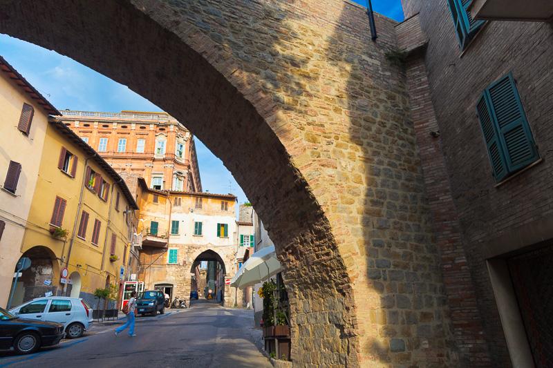 Ponte dell'acquedotto