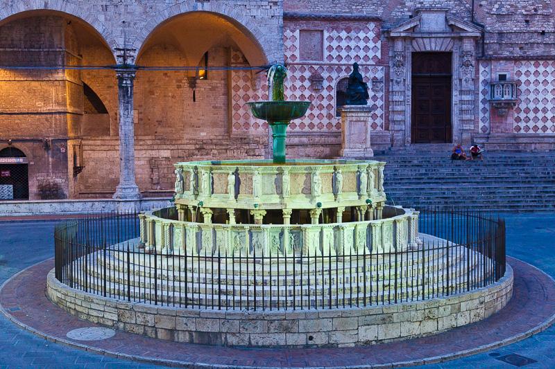 La fontana Maggiore
